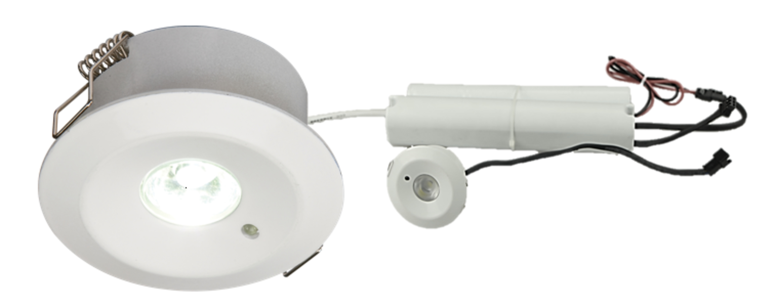 LED emergency lighting kit