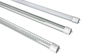 LED Replacement fluorescent tubes