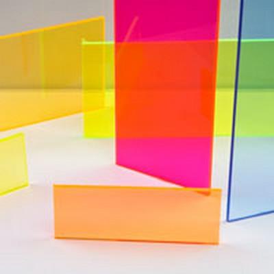 Coloured Acrylics