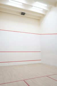 Medway Park_Squash court_LED lighting