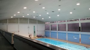 West Wickham Swimming Pool LED Lighting Project