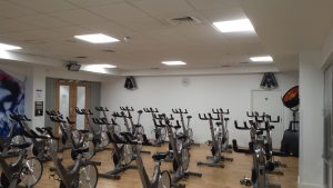 Spin Studio at Bromley Pavilion