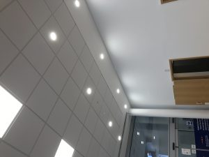 Maidstone Gateway New LED Lighting