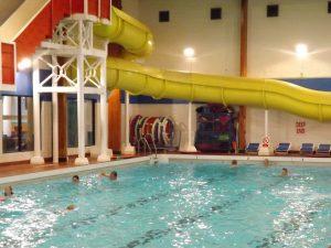 Atlantis Leisure Centre LED Lighting After