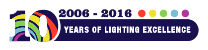 10 years of lighting