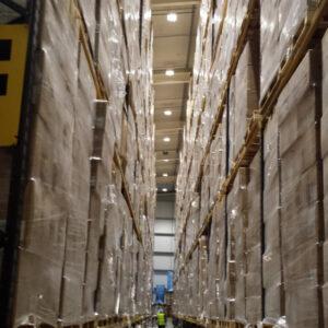 Warehouse & Production Area LED Lighting