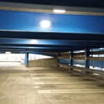 LED car park lighting in Aylesbury