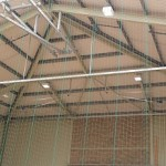 LED Sports hall lighting