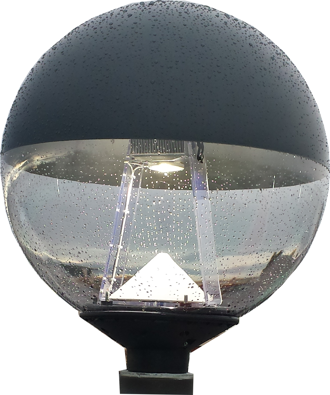 Marlow Led Globe Amenity Light Earlsmann