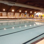 Strood leisure centre LED upgrade