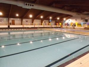 LED Lighting Leisure centre Project at Strood Swimming Pool