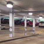 New LED Car Park Lighting in Aylesbury
