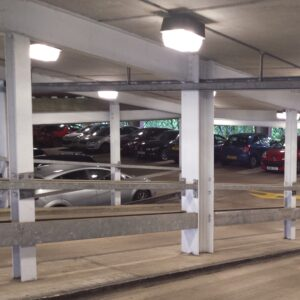 LED Lighting Car Park in Aylesbury