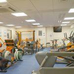 Medway Park Gym Lighting