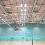 Sports Hall Lighting