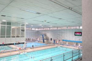 Medway Park Pool LED Lighting