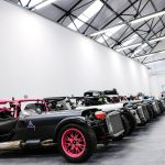 New Workshop with LED Lighting