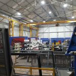 LED Factory Lighting saves over 70% in energy costs