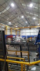 Factory LED Lighting