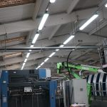 Production Area Lighting