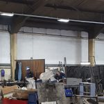 LED Factory Lighting saves over 80% in energy and maintenance costs