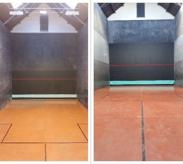 Racket Court LED Lighting Solutions