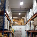 Bristol Warehouse LED Lighting