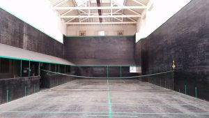 Lords Real Tennis Court LED Lighting After