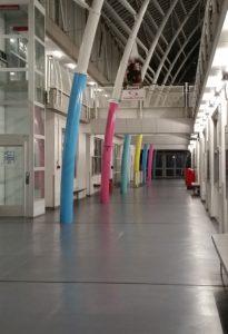 School LED Lighting for Corridors