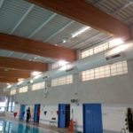 London swimming pool emergency lighting