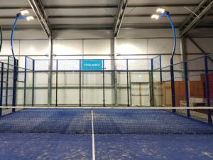 Padel Tennis Court Lighting