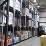 West Horsely, Surrey warehouse lighting