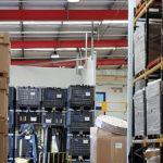 Sovrin Warehouse New LED Lighting