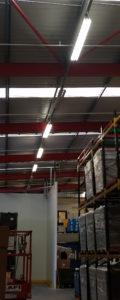 Sovrin Warehouse - Old LED Lighting