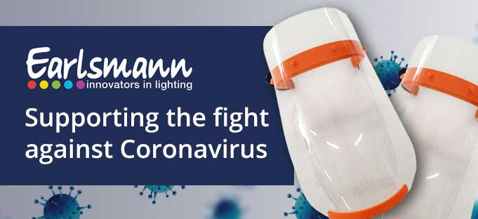 Supporting The Fight Against Coronavirus