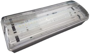 High Output LED Emergency Bulkhead