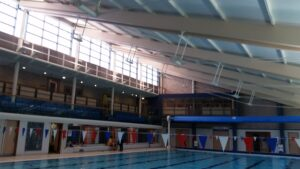 Essex Leisure Centre LED Lighting