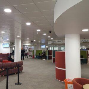 LED Lighting Offices