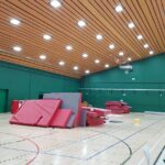 Inverclyde National Sports Training Centre LED Lighting